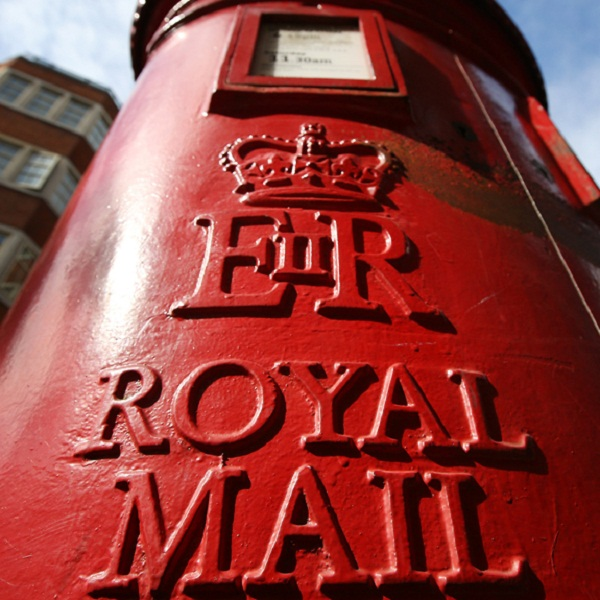 Royal Mail (RMG) Share Price London Stock Exchange October 30