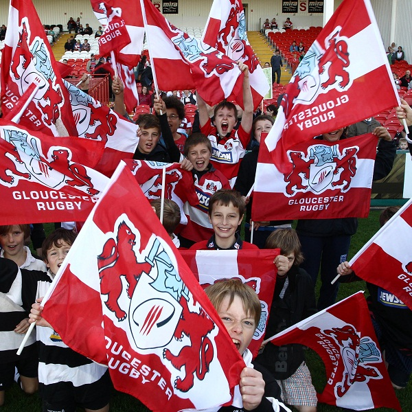 Gloucester Rugby vs London Wasps