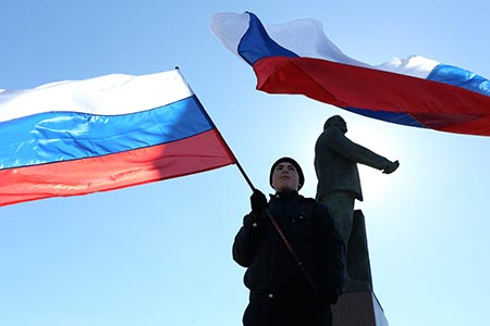 Russia Considering Creation of Gambling Zone in Crimea