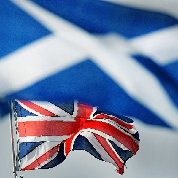 Betting Reopens on Scottish Independence Referendum
