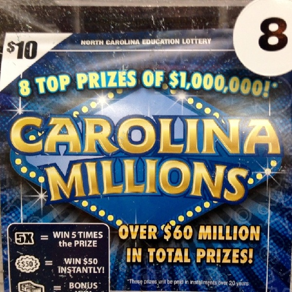 US Woman Wins $1 Million Trying to Prove Lottery Tickets are a Waste of Time