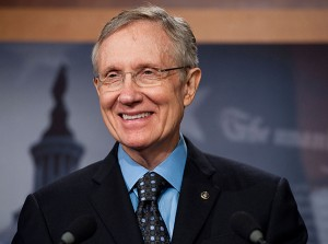 Senator Harry Reid said that his attempt to legalise online poker in this Congress session has failed.