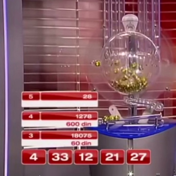 Lottery Probe After Winning Number Displayed Before Draw