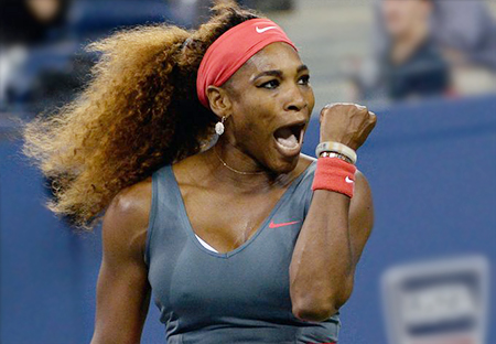 Serena Williams Dominates at US Open