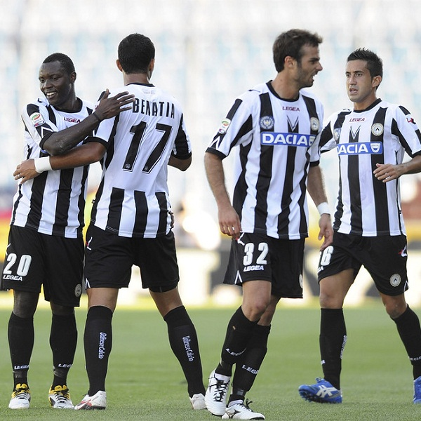 Serie A Week 8 Odds and Predictions: Udinese vs Atalanta