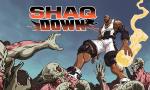 Shaquille O'Neal Launches New Video Game