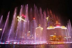 Share Prices Drop as Macau Revenue Estimates Fall