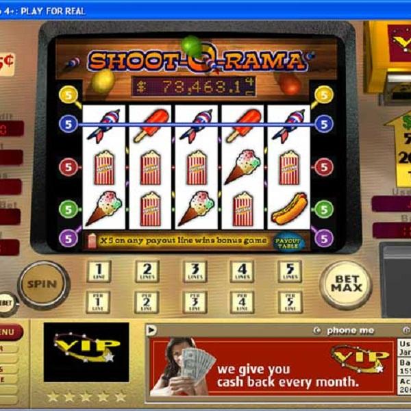$40K Shoot-O-Rama Jackpot Available at Redbet Casino