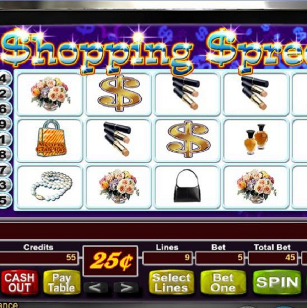 Bodog Casino Offers $2M Jackpot from Shopping Spree Slots