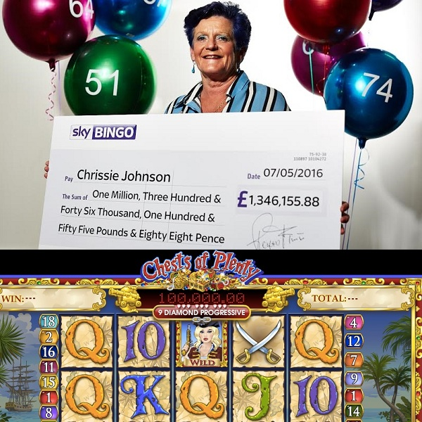 Welsh Woman Becomes Sky Bingo's First Millionaire