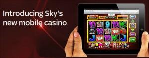 Sky Vegas Casino Releases Mobile App