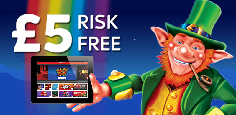 Sky Vegas Mobile Casino Launches Rainbow Riches Slots