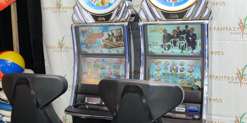 Slot Machines Get a Celebrity Makeover