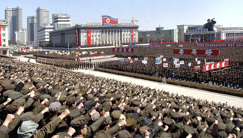Special North Korea Betting Market at Paddy Power