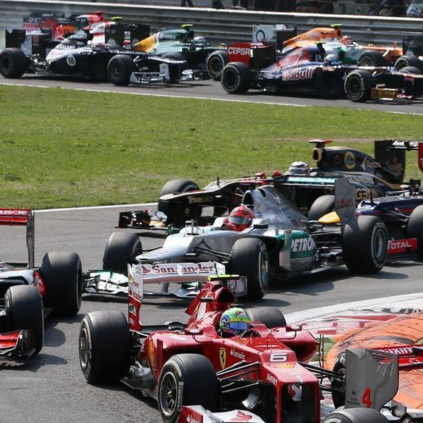 Hamilton and Rosberg Prepare for Italian Battle