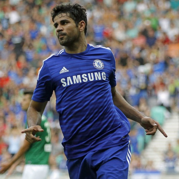 Premier League Prospects Up For Chelsea After Diego Costa Hat-Trick