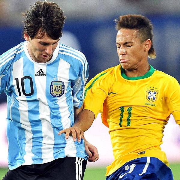 Brazil vs Argentina: Messi vs Neymar Who Will Win This Time?