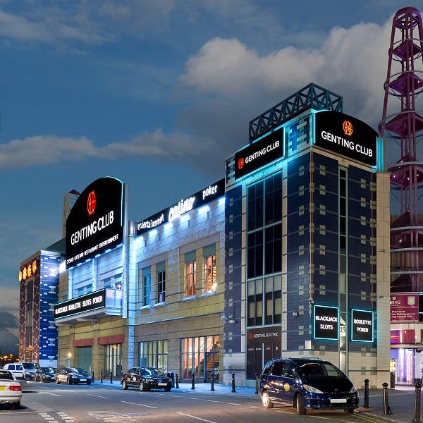 Genting to Close Birmingham's Star City Casino