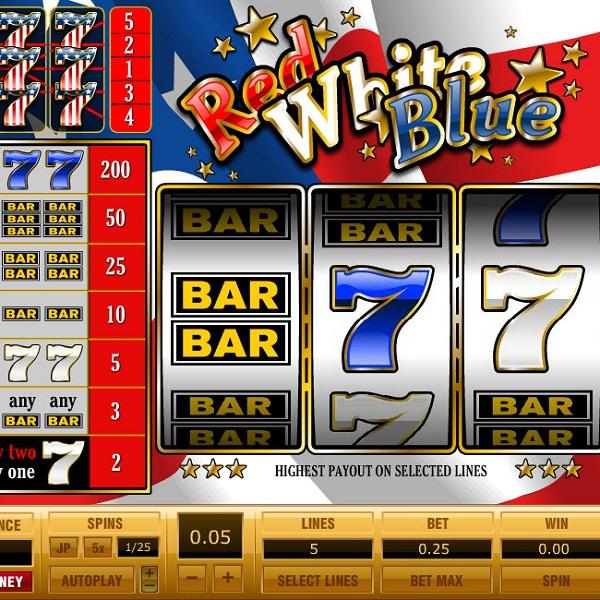Box24 Casino offers $1.1M Stars and Stripes Progressive Jackpot