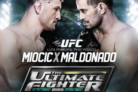Stipe Miocic vs Fabio Maldonado
