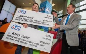 Surrey Man Claims $31 Million Jackpot Win