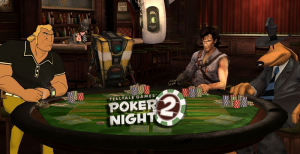 Telltale's Poker Night 2 is Out Soon