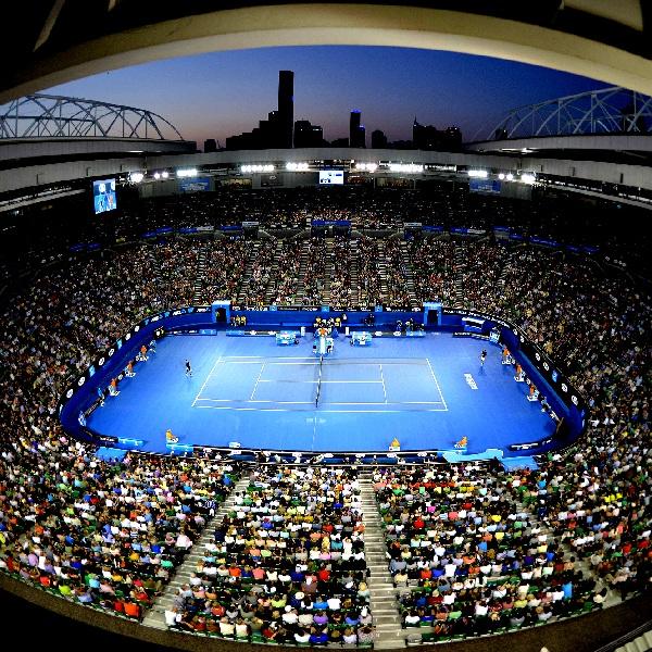Gambling Adverts Criticised at Australian Open