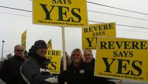 Tension Ahead of Revere Casino Referendum