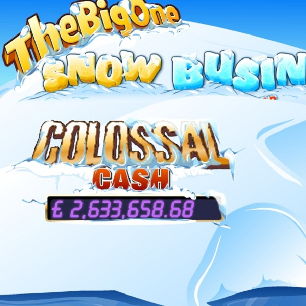 $1.7M Prize Money for The Big One Colossal Cash Jackpot at Party Casino