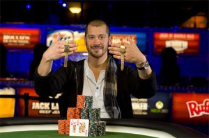 The Latest Action from Day 13 at the WSOP