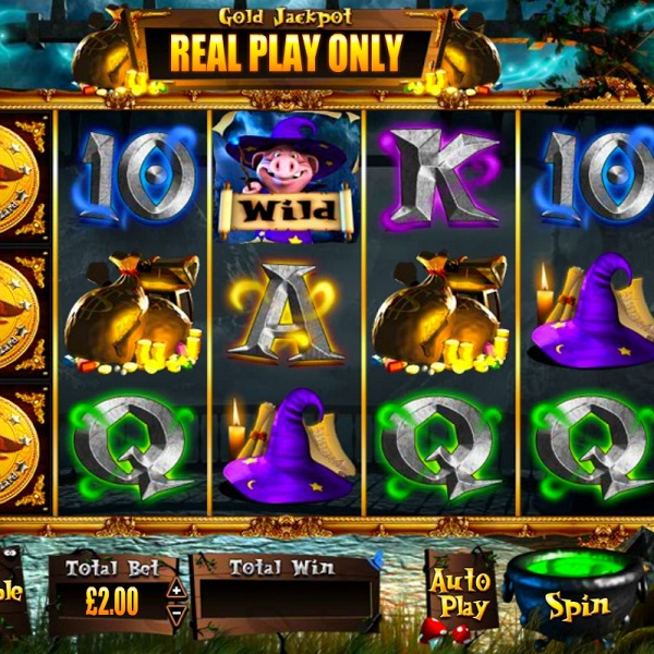 £136K The Pig Wizard Slots Jackpot Available at Sky Vegas