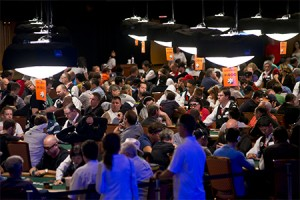 The Stars Come Out for WSOP Main Event