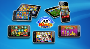 Three New Games for All Slots Mobile App