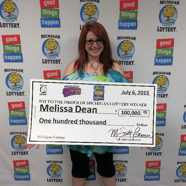 Woman Almost Throws Away Winning Lottery Ticket