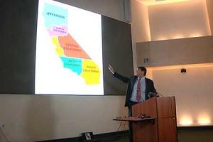 Tim Draper Proposes Splitting California into Six