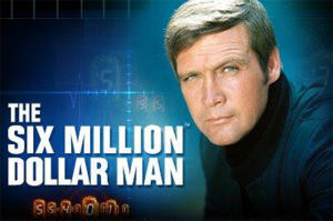 Titan Casino Offers $50 Deposit Bonus on The Six Million Dollar Man Slots