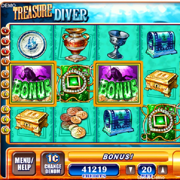 €22K Treasure Diver Jackpot Available at Paf Casino