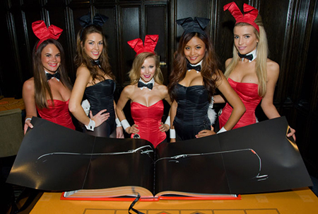 Trip to Playboy Club to be Won at All Slots Casino