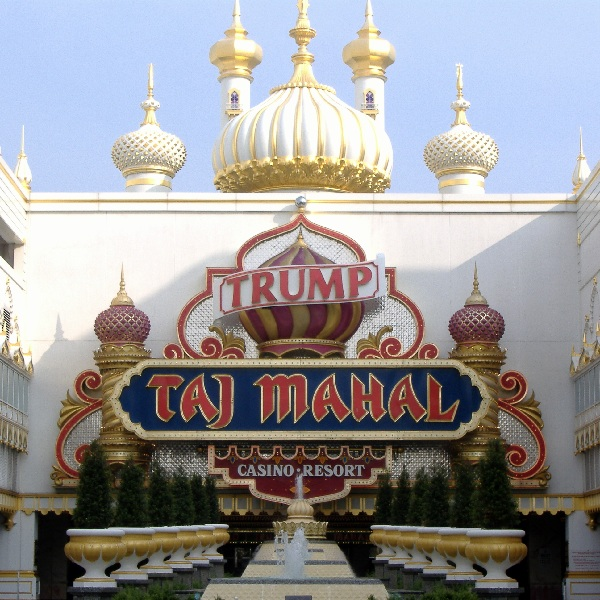 Atlantic City's Trump Taj Mahal Casino to Close