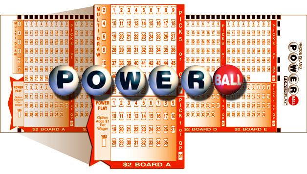 Two Powerball Winners in Rhode Island
