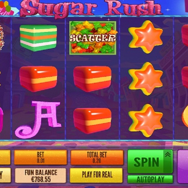 Top Game Keeps the Romance Going with Sugar Rush – Valentine's Day Slot