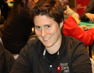 Vanessa Selbst Shows the Men How to Play Poker