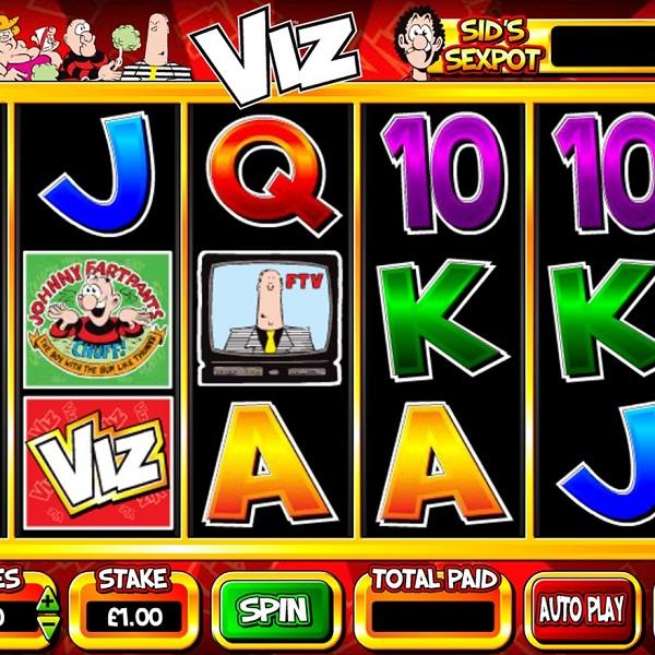 £270K Viz Video Slot Progressive Jackpot Available at Betfair Casino