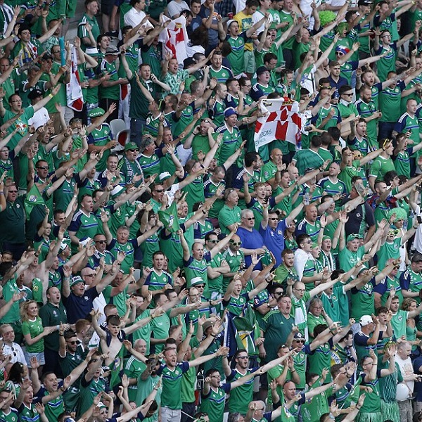 Northern Ireland vs Switzerland Preview and Line Up Prediction: Draw 1-1 at 5/1