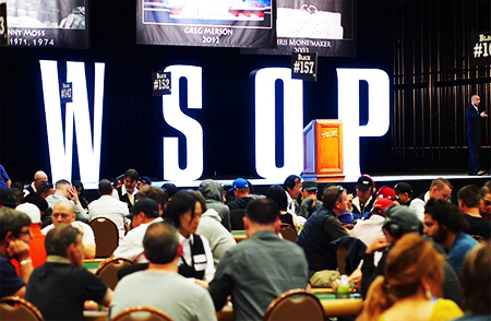 WSOP Main Event Gets Underway
