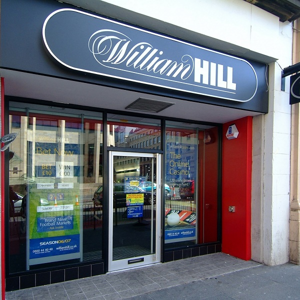 William Hill Blames Profit Drop on Gambling Taxes