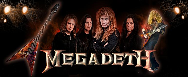 Win A Megadeth Signed Guitar at Bet-at.eu