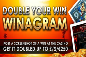 Winagram Promotion at Bet-AT.eu