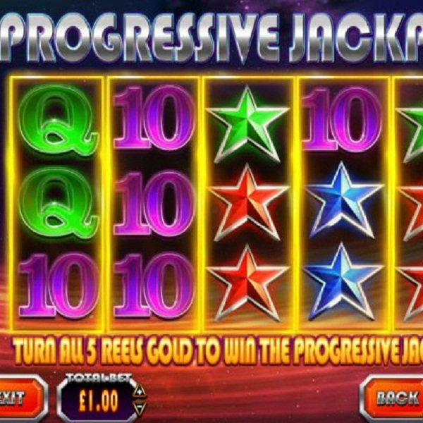 Winstar Video Slot Progressive Jackpot at Betfair Casino Exceeds £146K