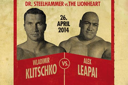 Wladimir Klitschko vs Alex Leapai – Match Preview